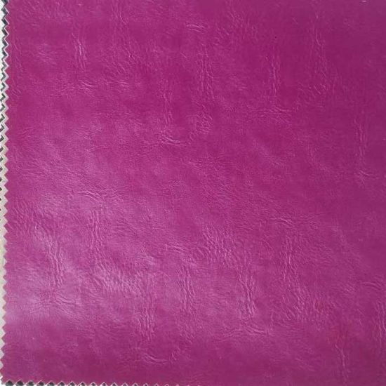 30m/R PVC Leather Stock Lots Sell with Cheaper Price