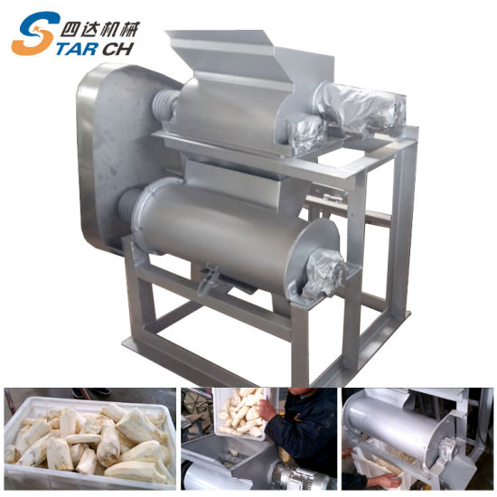Cassava Garri Processing Equipment with Lower Price