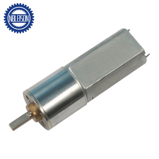 16mm 30rpm 150rpm 300rpm 6v 12v Micro Electric Dc Gear Motor Pictures Photos
