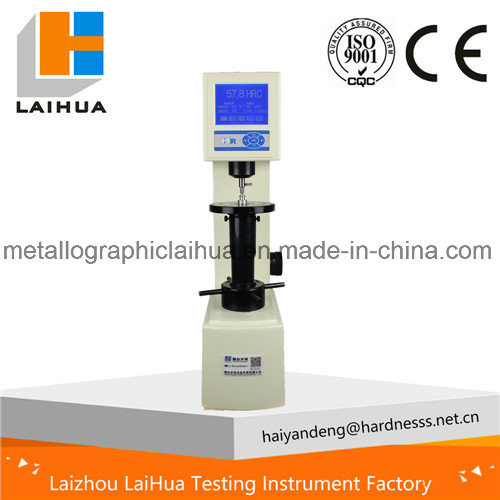 Hrs-150 HRC Digital Rockwell Hardness Tester /Metal and Non-Metal Material Universal Rockwell Hardness Tester Price