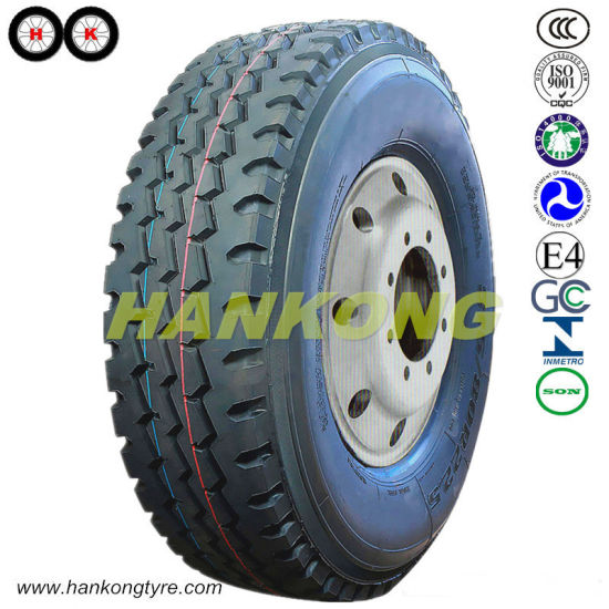 Radial Tire Steer Trailer Truck Tire TBR Tire (11R22.5, 12R22.5, 225/70R19.5) pictures & photos