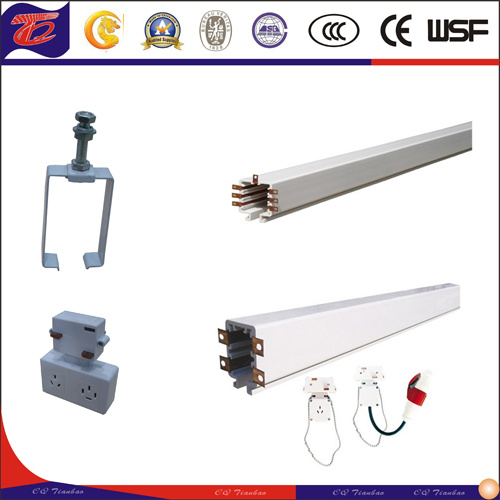 Factory Electrical Safety Power Supply Lighting Busbar pictures & photos