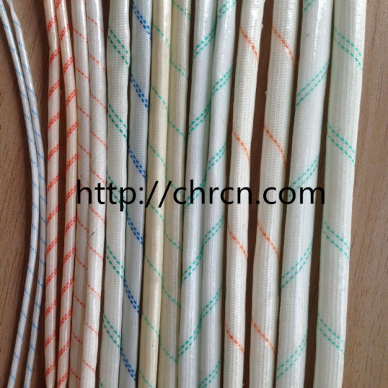 2715 Insulation PVC Fiberglass Sleeving pictures & photos