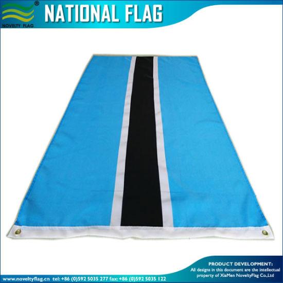 China 3X5FT Quality Cheap Flag of Botswana Flag (A-NF05F09314
