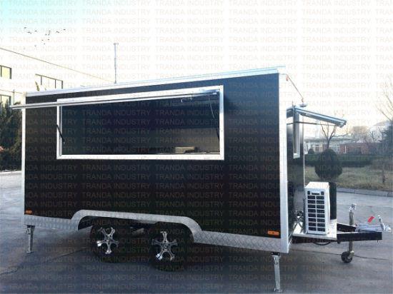 Street Kitchen Food Truck For Sale