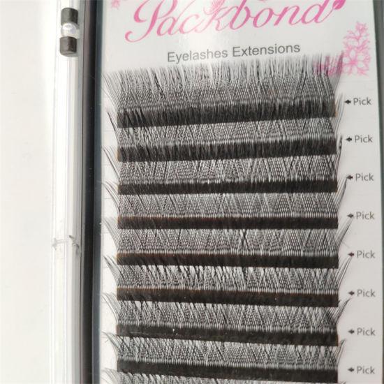 China Wholesale Individual False Eyelash 0 1 D Curl 15mm