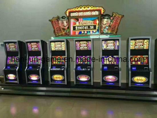 Duo Fu Duo Cai Slot Arcade Gambling Casino Game Machine