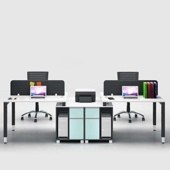 Workstation for Computer Desk Furniture (OWCK-1001-241)