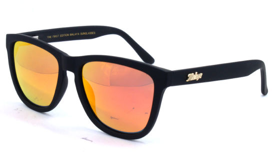 007fcb7640 High Quality Polycarbonate Mens Woman Polarized Cat 3 UV400 Sunglasses with  Match Case and Pouch Custom