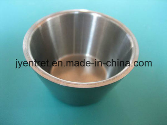 High Quality Tungsten Crucible /Pot /Dish pictures & photos