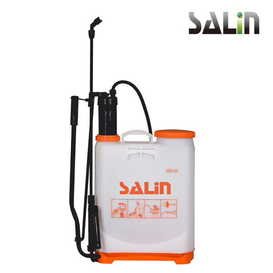 16L Knapsack Manual Agricultural Sprayer SL-16pws Salin Manufacture pictures & photos