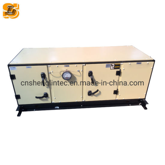 China Portable Industrial Run Around Heat Recovery System