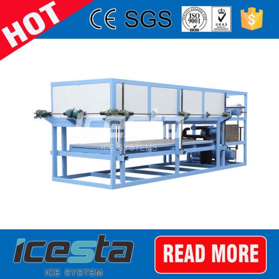 Industrial 2.5 Ton Ice Block Making Machine