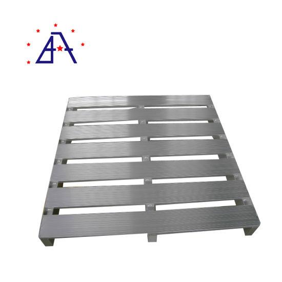 New Style Stackable Pallet Logistic Aluminum Pallet Manufacturer