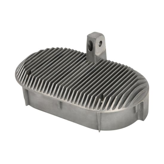 Customized Precision CNC Machining Aluminum Die Casting Milling Monitor Spare Part