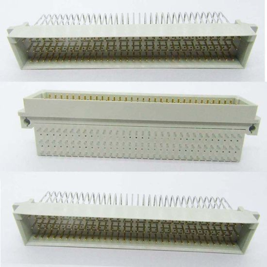 160pin DIN41612 Connectors Male DIP Right Angle