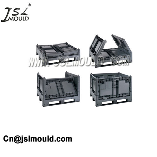 Professional Quality Injection Plastic Bulk Container Mold