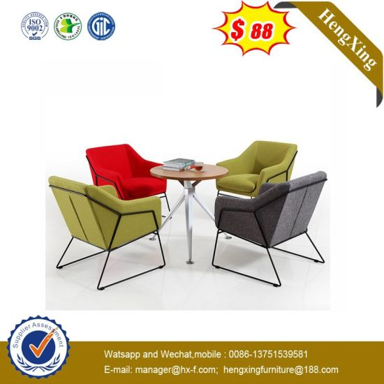 Folding White Mat New Classic Glass Leather Living Room Furniture