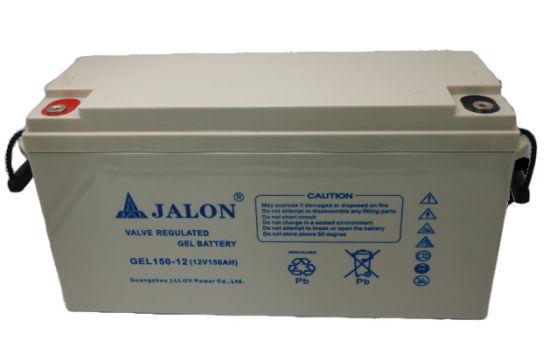 12V150ah Long Life Storage Valve Regulated Lead Acid Gel UPS Solar Battery