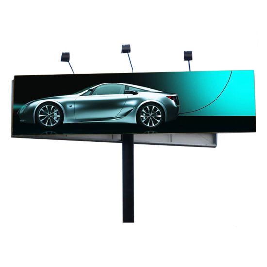 Metal Design Material Advertisement LED Billboard pictures & photos