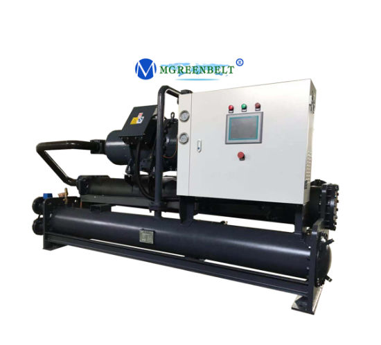 60 HP to 500 HP Water Cooled Industrial Water Chiller for Anodizing