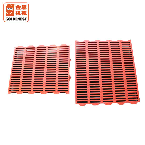 China Pig Slatted Floor Used for Pig Farm Farrowing Crates/Stall