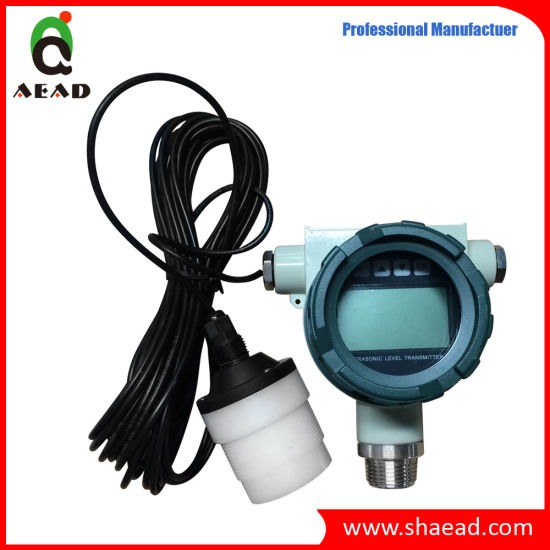 Anti-Explosion Ultrasonic Liquid Level Meter (A+E 63LB) pictures & photos