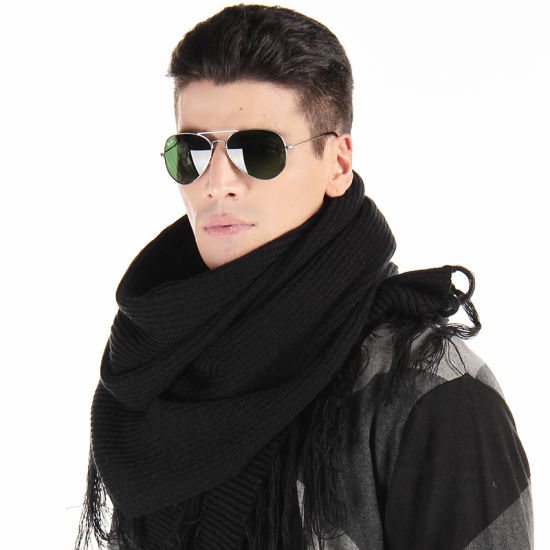 New Promotional Warmed Lknitted Scarf
