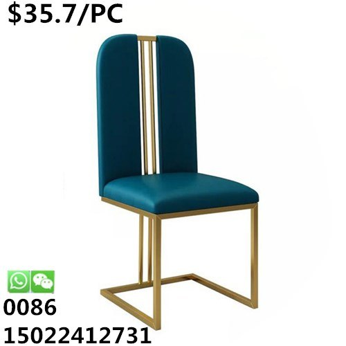 Home Restaurant Furniture Metal Silla Banquet Wedding Hall Dining Chair
