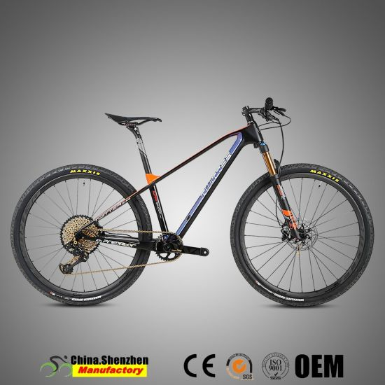 27.5er Sram Xx1 Eagle 12speed carbon T1000 Frame Mountian Bike pictures & photos