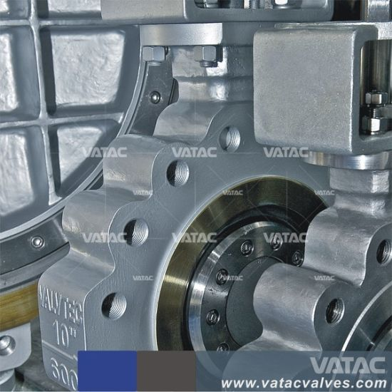 Wafer Lug Type High Performance Pneumatic Butterfly Valve pictures & photos
