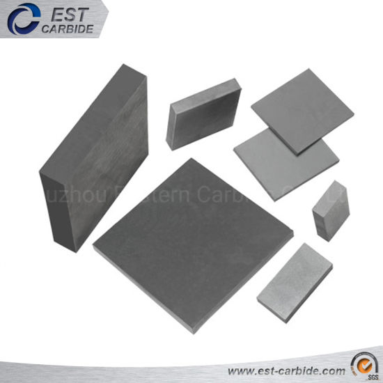 Standard/Customized Tungsten Carbide Plates From China Manufacturer