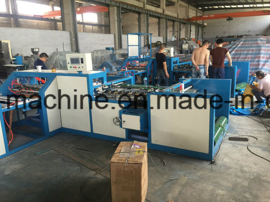Plastic Woven Bag Production Line pictures & photos