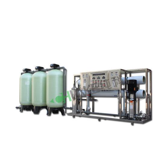 Chunke Salt Water RO System Water Treatment Equipment