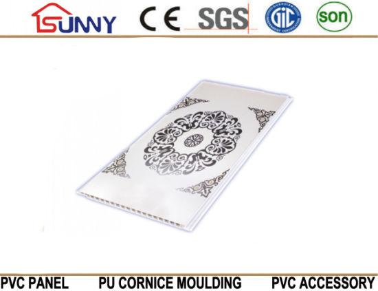 PVC-Ceiling-PVC Wall Panel-PVC Printing Panel for Decoration