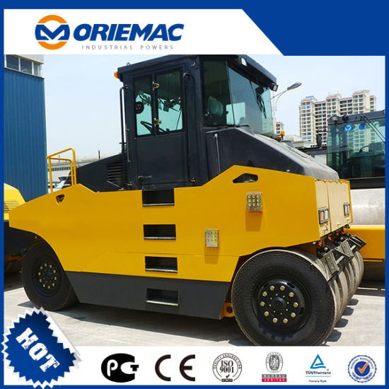 16 Ton Tyre Road Roller Xcm XP163 with Lower Price pictures & photos