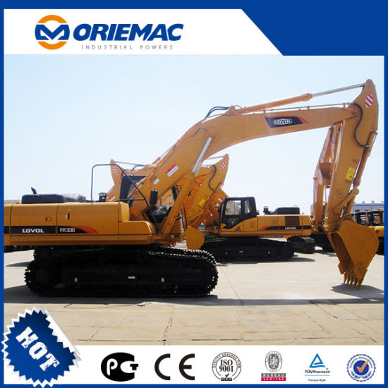 Good Price Foton Lovol Excavator (FR225E) pictures & photos