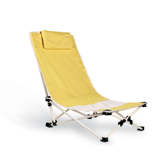 Beach Chair With Neck Pillow In 600d Polyester Clothing Pictures Photos