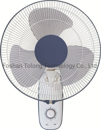 16 Inch Hanging Oscillating Wall Mounted Fan
