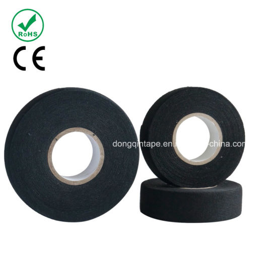 China Flexibility Wire Harness Tape Car Builder Polyester Cloth Tape on