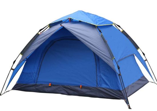 Double Layer Easy Handle Outdoor Camping Tents Beach Tents pictures & photos