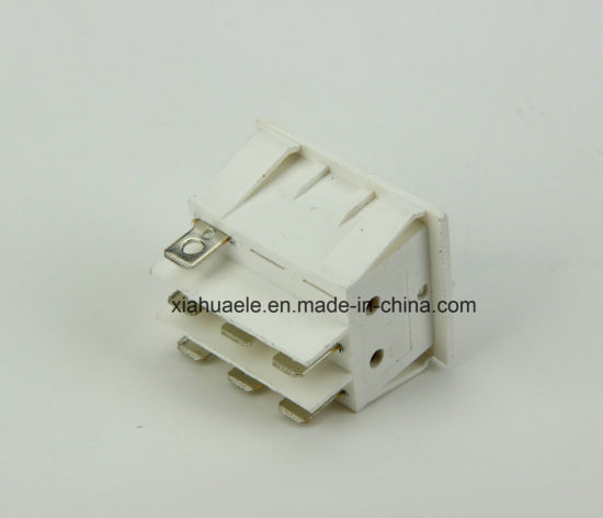 China KCD9-A7 Hot Conditioner Cooler Rocker Switch - China