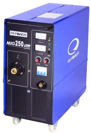 China Best Quality Inverter DC MIG Welding Machine MIG250y pictures & photos