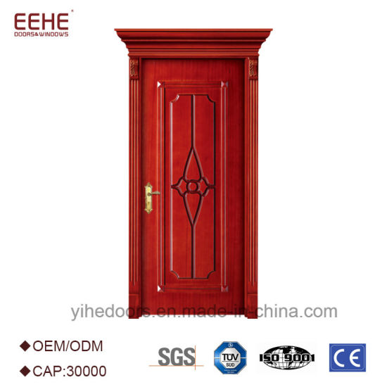 Exterior Fancy Wood Door With Antique Wooden Doors Design