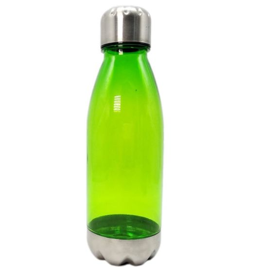 Custom Logo Cola Shaped BPA Free Plastic Water Bottle