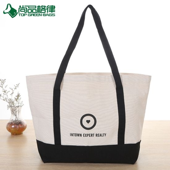 Custom Printed Canvas Bags OEM Heavy Duty Shopping Tote Bags pictures    photos 693c588c7