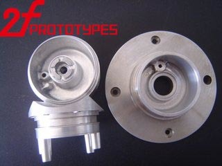 CNC Machining Metal Parts with Nice Finish and Competitive Price, Prototype and Mass Production