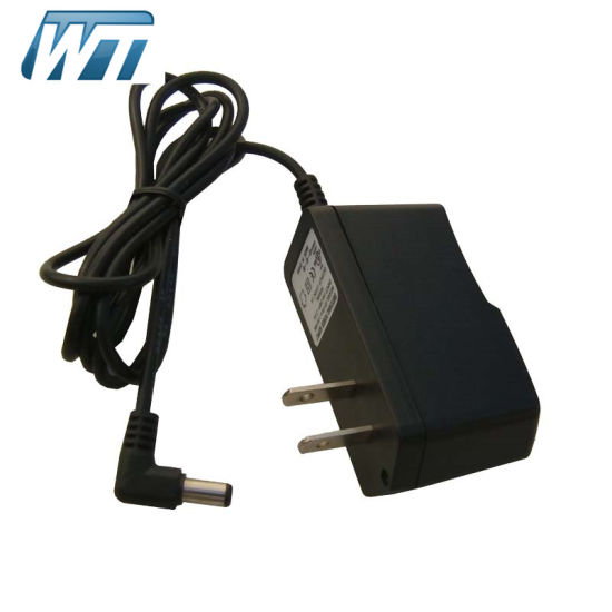 12V 0.8A AC/DC Switching Power Supply Wall Mount Plug Type Adaptor UL UK EU Au Plug