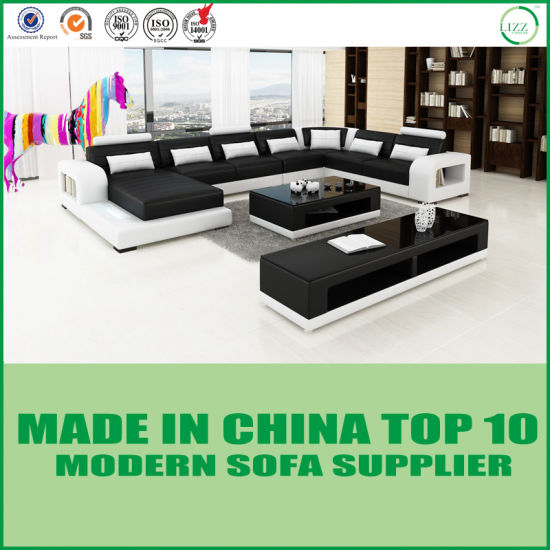 Italian Modular Furniture To Modern Modular Furniture Italian Leather Sofa With Led Lights China