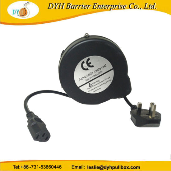 UK Power Plug IEC Connector Retractable AC Wire Cable Reel on atex plug wiring, terminal block wiring, dot plug wiring, nema plug wiring, semi plug wiring, icc plug wiring, samsung plug wiring, usa plug wiring,